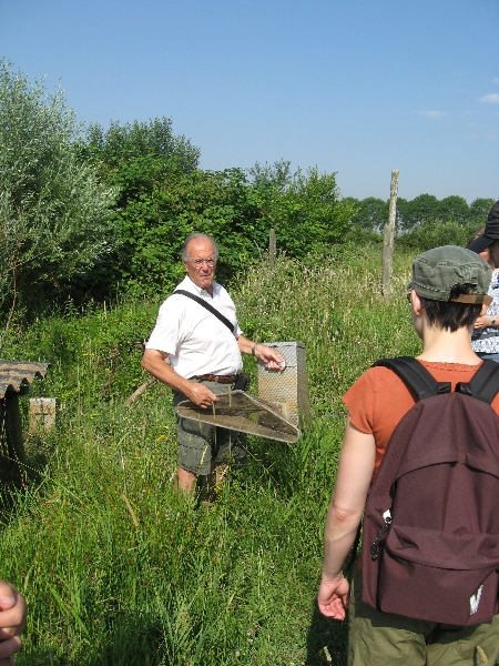 KNNV-excursie-2010